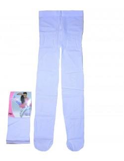 Ciorap pantalon alb 70 DEN - Softsail