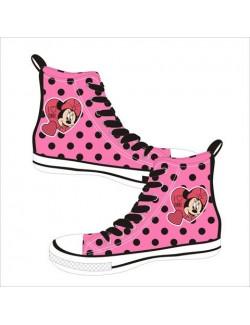 Bascheti Minnie Mouse panza roz 35 - 37