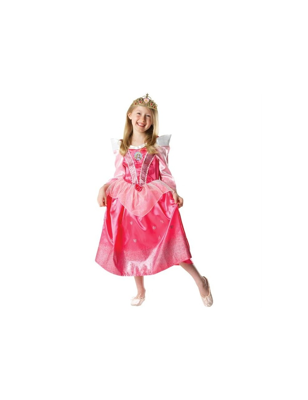 Costum Aurora Frumoasa Adormita Glitter