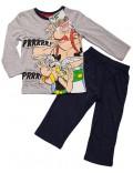 Pijama copii, Asterix si Obelix, maneca lunga
