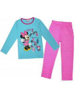 Pijama copii, Minnie Mouse Makeover