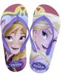 Papuci de plaja Ana si Elsa, Disney Frozen