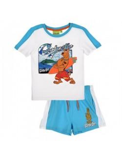 Compleu de vara pentru copii Scooby Doo Surfer