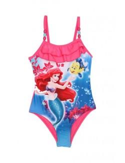 Costum de baie Printesele Disney Ariel 3 - 6 ani