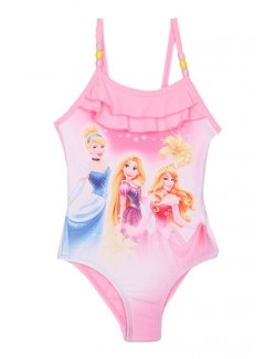 Costum de baie Printesele Disney 3 - 6 ani
