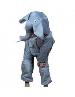 Costum serbare Elefant, copii 3 ani