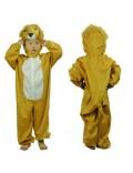 Costum carnaval pentru copii - LEU, 2-3 ani