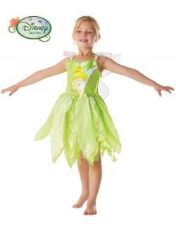 Costum carnaval copii, Zana Clopotica (Tinker Bell) Clasic