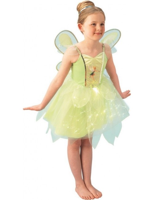 Costum Zana Clopotica Tinkerbell Light Up