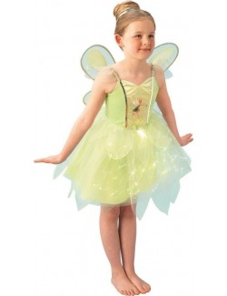 Costum Zana Clopotica Tinkerbell Light Up Rubie's