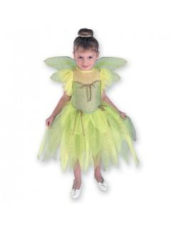 Costum Zana Clopotica Tinkerbell Glitter Rubie's