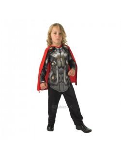 Costum carnaval copii Thor Clasic Avengers