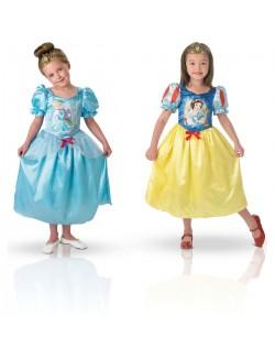 Costum reversibil Cenusareasa si Alba ca Zapada, 5-8 ani