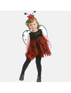 Costum serbare Rochita Gargarita, 7-9 ani