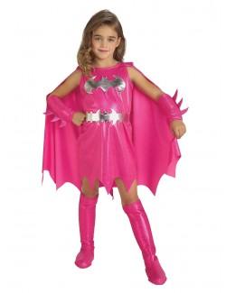Costum de carnaval Rochita Batgirl roz Rubie's 882754