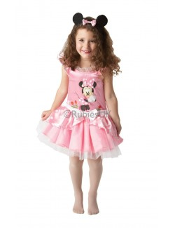Costum Minnie Mouse Balerina, copii 3-4 ani