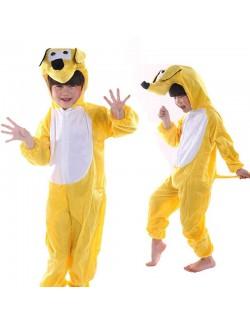 Costum carnaval Caine Pluto, copii 2-3 ani