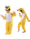 Costum carnaval pentru copii Caine galben