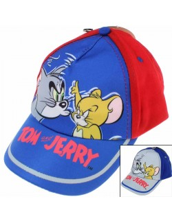 Sapca pentru copii Tom si Jerry marime 48 - 50