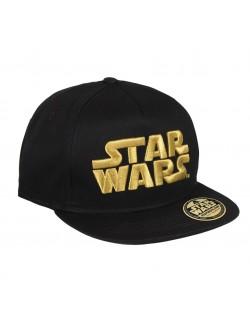Sapca Star Wars Golden Logo 58