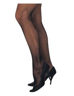 Ciorapi plasa negri pentru femei Rubie's 909
