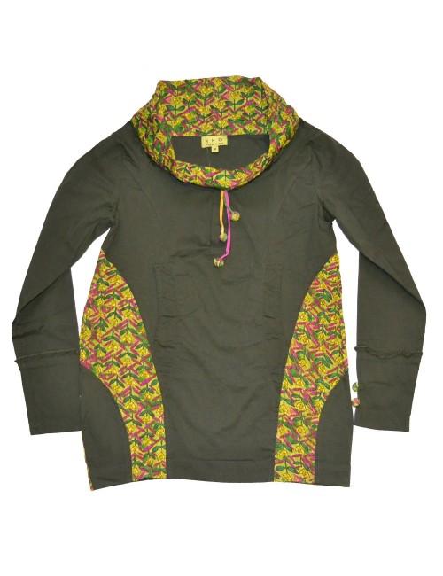 Bluza din bumbac pentru femei 05.IV-240