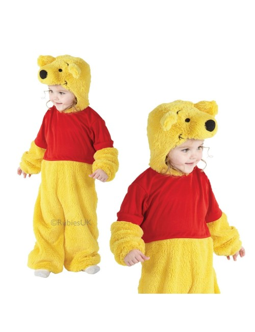 Costum carnaval Winnie the Pooh  Furry  Rubie's 886960