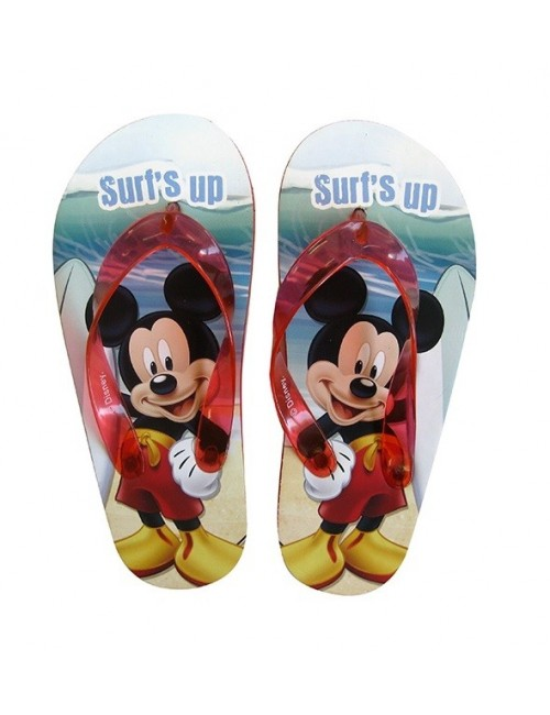 Papuci plaja copii Disney Mickey Mouse 27-34 - model 5