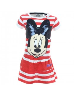 Set haine vara: Minnie Mouse paiete negre