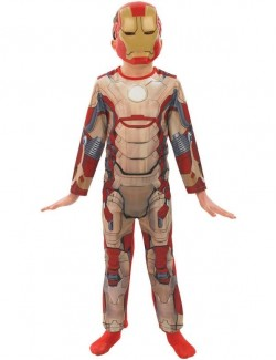 Costum carnaval Avengers Iron Man 3 Clasic
