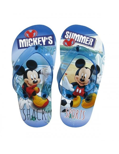 Papuci plaja copii Disney Mickey Mouse 27-34 - model 4