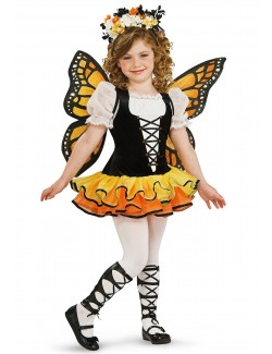 Costum serbare Fluture Monarh 883665 Rubie's