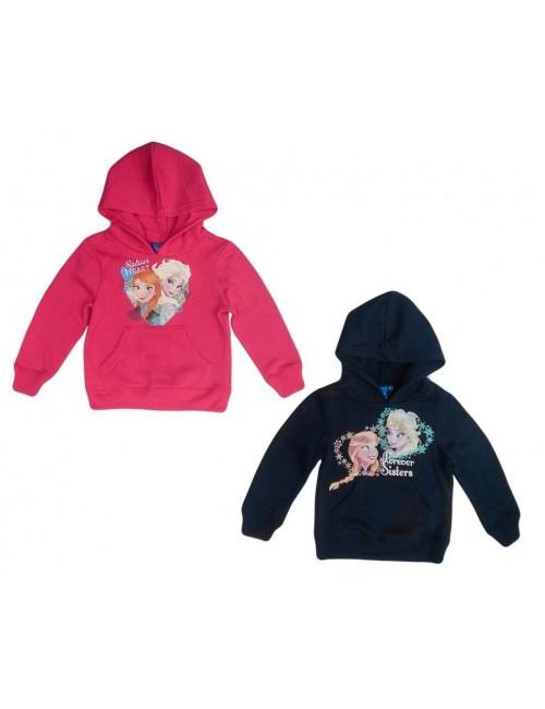 Hanorac Disney Frozen  fetite 4 -8 ani HO1505