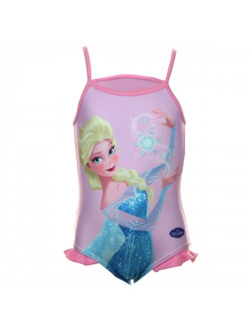 Costum de baie fete Disney Frozen 2 -8 ani