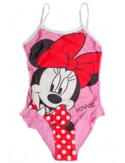 Costum de baie Disney Minnie Mouse 4 -8 ani