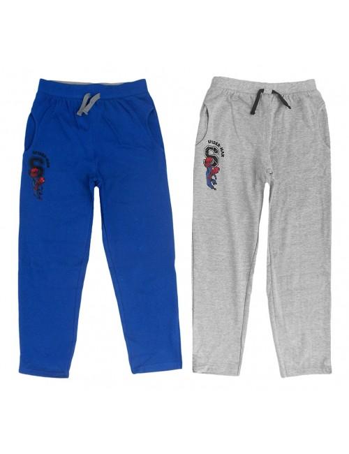 Pantaloni sport Marvel  Spiderman pentru baieti 4 - 9 ani