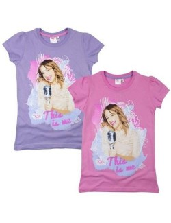 "Tricou Violetta ""This is me"" maneca scurta"