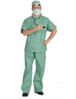 Costum Medic de urgenta adulti Rubie's