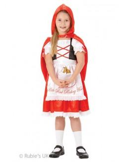 Costum copii, Scufita Rosie Rubie's