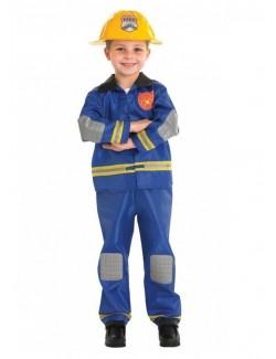 Costum Pompier pentru copii 889518 Rubie's