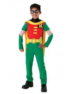 Costum carnaval copii Robin Teen Titans (Batman) 882126
