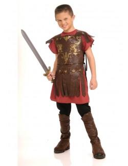 Costum copii Gladiator/ Soldat roman Rubie's