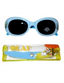Ochelari de soare cu etui Disney Frozen - Olaf
