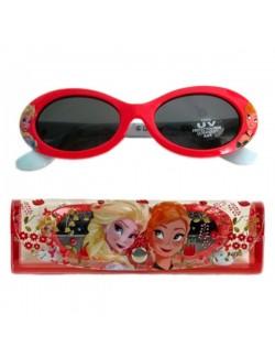 Ochelari de soare rosii, Disney Frozen - Anna si Elsa