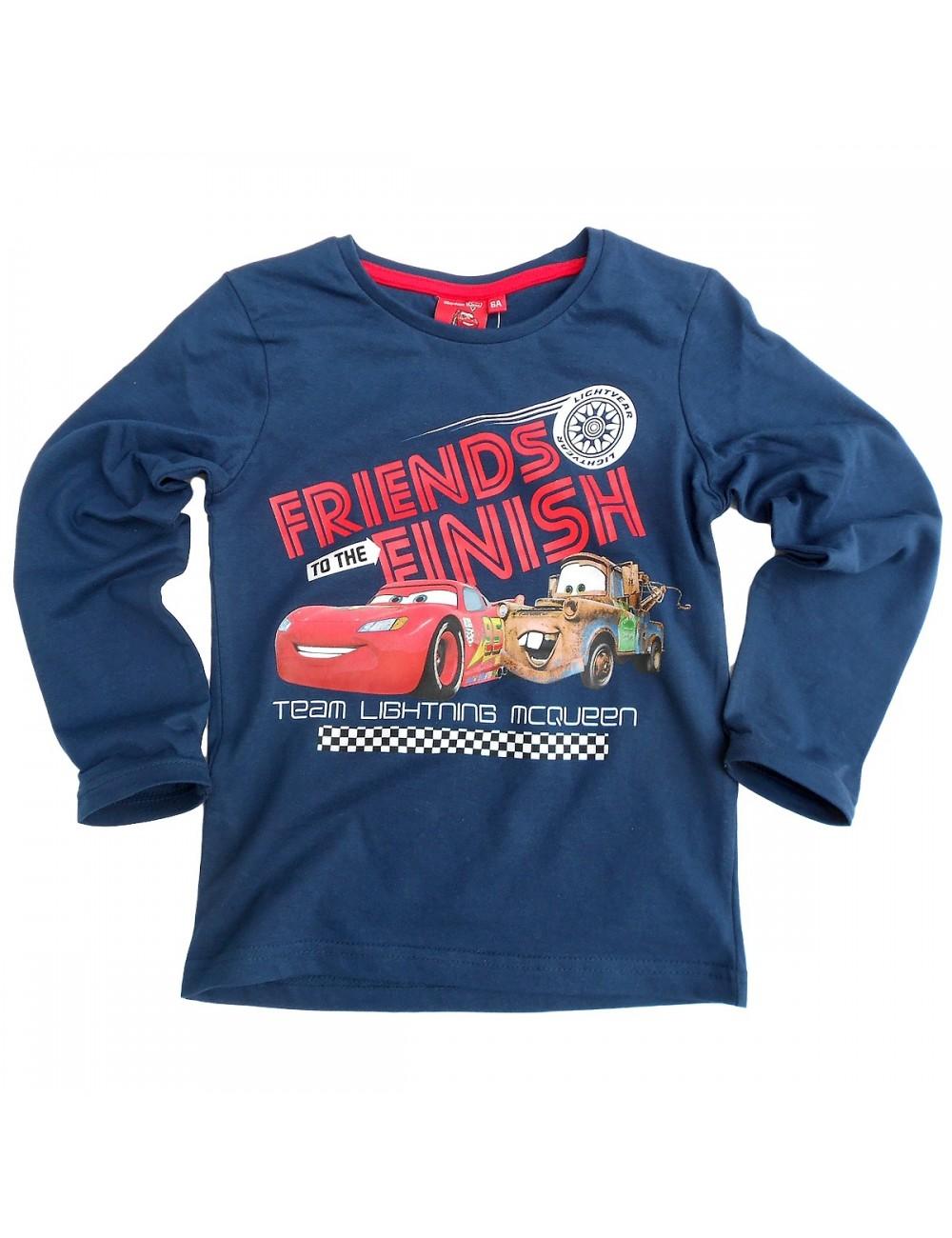 Bluza maneca lunga, Disney Cars, 3 ani