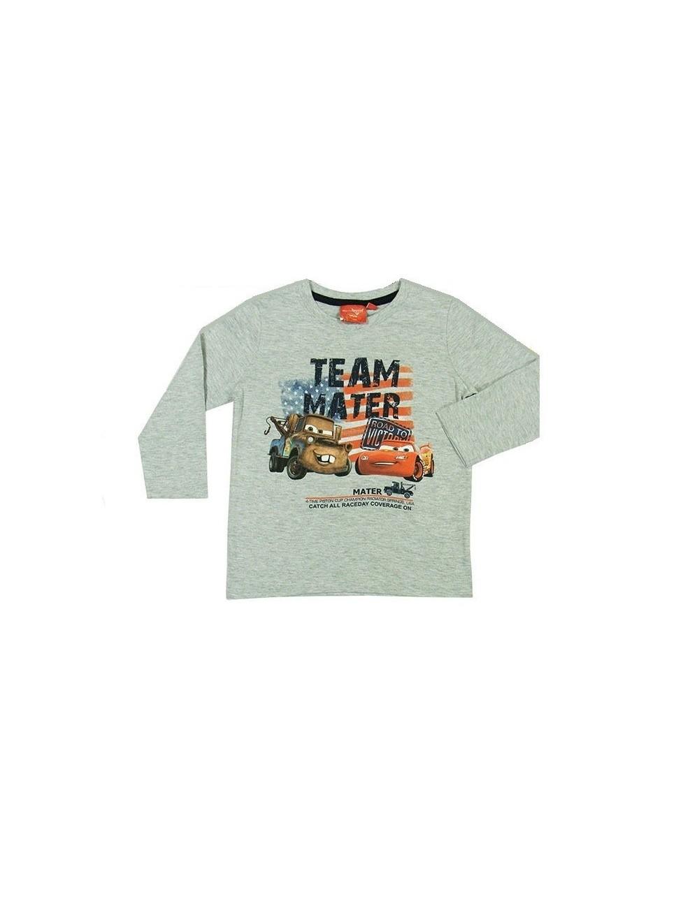 "Bluza baieti 6 ani, Disney Cars""Team Mater"""