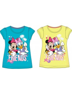 Tricou maneca scurta Disney Minnie & Daisy Friends