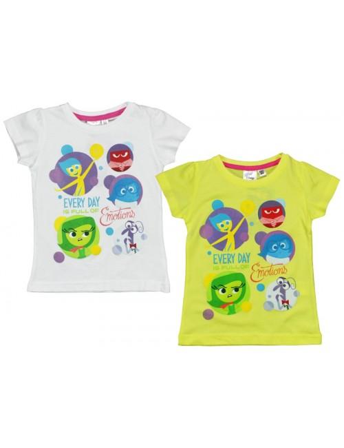 Tricou de vara copii Inside Out 4 - 9 ani