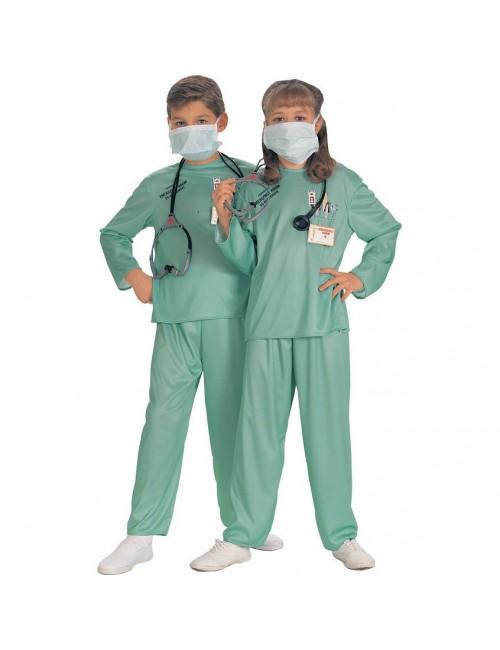 Costum Medic de urgenta copii 881061 Rubie's
