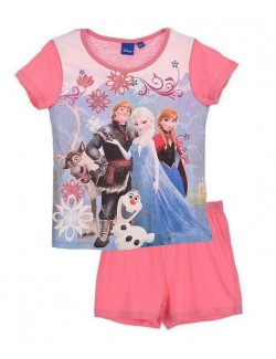 Pijama de vara fete, Disney Frozen Fever
